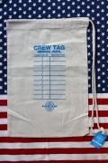 パンナム巾着袋  PANAM巾着 アメリカPANAM社オフィシャルアメリカ雑貨屋 サンブリッヂ 雑貨通販 SUNBRIDGE