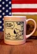 スヌーピーマグカップ スヌーピーコミックマグカップ ビンテージスヌーピー キッチン雑貨 アメリカン雑貨 通販 サンブリッヂ