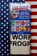 トラフィックサインウォールデカール 看板ステッカー アメリカ看板ステッカー アメリカ雑貨屋 サンブリッヂ アメリカ雑貨通販