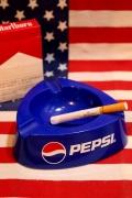 ペプシ灰皿ペプシグッズ アメリカ雑貨屋 SUNBRIDGE サンブリッヂ アメリカン雑貨 通販
