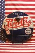 ペプシ栓抜き看板 ペプシキャップキャッチャー付きボトルオープナー PEPSI アメリカ雑貨屋 サンブリッヂ