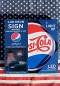 ロープネオンサイン LED看板 アメリカンネオン ペプシ看板 PEPSI アメリカ雑貨屋 サンブリッヂ 通販