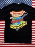ピンクスTシャツ アメリカホットドッグTシャツPINK'S HOT DOG アメリカ雑貨通販 サンブリッヂ