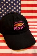 ピンクスキャップ アメリカホットドッグキャップ PINK'S HOT DOG アメリカ雑貨通販 サンブリッヂ