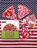 ピザプレート4セット メラミンピザ皿 PIZZA アメリカ雑貨屋 サンブリッヂ  通販商品