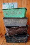 ガーデンプランター ブリキプランター 鉢植え アメリカ雑貨屋 サンブリッヂ