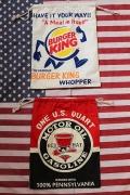 アメキャラ巾着 オレンジバード ドゥーボーイ オスカーメイヤー レッドハット バーガーキング アメリカ雑貨屋 サンブリッヂ