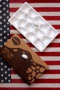 白クマ製氷器  QUALYアイストレー 流氷のかたち アメリカ雑貨屋 サンブリッヂ
