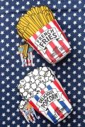 ポップコーンペンケース ポテトペンケース アメリカンペンケース通販 アメリカ雑貨屋サンブリッヂ SUNBRIDGE