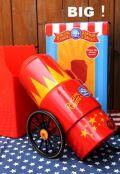 ポップコーンメーカー ポップコーンメーカーアメリカ ロケット 大砲 アメリカ雑貨通販 サンブリッヂ