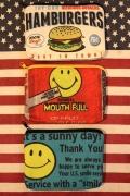 ハンバーガーポーチ スマイルポーチ アメリカ雑貨屋 サンブリッヂ 通販