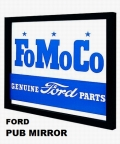 フォードパブミラー ガレージミラー BARミラー アメリカ雑貨屋 サンブリッヂ