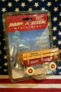 ラジオフライヤー#220 ミニラジオフライヤー ウッドワゴン ラジフラカード入れ アメリカ雑貨屋 サンブリッヂ