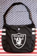 レイダースメッシュショルダーバッグ アメリカンフッドボール RAIDERS アメリカ雑貨屋 サンブリッヂ 通販