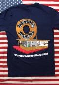ランディーズドーナツTシャツ アメリカドーナツTシャツ アメリカ限定Tシャツ アメリカ雑貨通販 サンブリッヂ