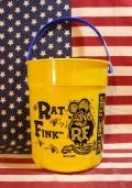 ラットフィンク ミニバケツ サンドペール 砂遊びバケツ RAT FINK アメリカ製 アメリカ雑貨屋 サンブリッヂ