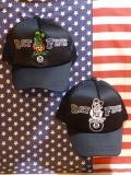 ラットフィンクメッシュキャップ 帽子 アジャスター 調節可能 RATFINK ファッション 小物 アメリカ雑貨屋 サンブリッヂ
