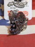ラットフィンク リング RAT FINK RING 19〜20号 存在感バツグン アクセサリー ファッション アメリカ雑貨屋 サンブリッヂ