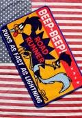 ロードランナーフロアーマット ロードランナーフロアマット コヨーテ MOONEYES アメリカ雑貨屋 SUNBRIDGE