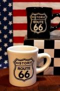 ルート66マグカップ ROUTE66マグカップ アメリカンマグカップ アメリカ雑貨屋 サンブリッヂ 通販