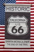 ルート66タペストリー ROUTE66タペストリー アメリカン日よけ アメリカ雑貨通販 岩手雑貨屋 サンブリッヂ