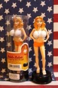 バブルホットガール セクシーガール置物 ダッシュボード人形 アメリカ雑貨屋 サンブリッヂ