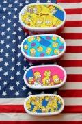 シンプソンズランチボックスセット シンプソンズ弁当箱セット シンプソンズタッパー  アメリカンキッチン 雑貨通販 サンブリッヂ