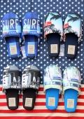カリフォルニアスタイルスリッパ アメリカンスリッパ デニムスリッパ ワーゲンスリッパ アメリカ雑貨屋 サンブリッヂ