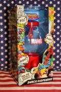 マーベルスナックディスペンサー スパイダーマンガムボールマシン スパイダーマン MARVEL アメリカ雑貨屋 サンブリッヂ 通販