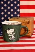 スヌーピーマグカップ レトロスヌーピーマグ¥  SNOOPY アメリカ雑貨屋 サンブリッヂ アメリカン雑貨 通販