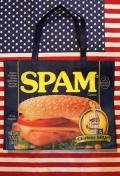 スパムバッグ スパム雑貨 スパムレジャーバッグ アメリカ雑貨屋 サンブリッヂ USA雑貨通販