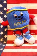 スパム人形 スパミー スパムぬいぐるみ SPAMぬいぐるみ アメリカ雑貨通販 アメリカ雑貨屋 サンブリッヂ