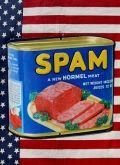 スパム看板 SPAM看板 アメリカ雑貨通販 サンブリッヂ