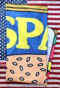 スパムビーチタオル スパムタオル スパムブランケット アメリカ雑貨通販 サンブリッヂ