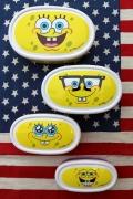 スポンジボブランチボックスセット スポンジボブ弁当箱セット スポンジボブタッパー アメリカンキッチン 雑貨通販 サンブリッヂ