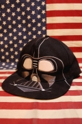 スターウォーズ帽子 ダースベイダーキャップ 子供用 アメリカディズニー公式 アメリカ雑貨屋 サンブリッヂ
