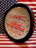 GMCハンドルカバー ステアリングホイールカバー アメリカ雑貨屋 サンブリッヂ