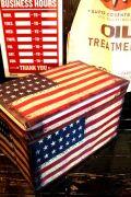 スツール 折りたたみスツール アメリカソファ アメリカ柄いす アメリカ雑貨 イギリス雑貨通販 サンブリッヂ
