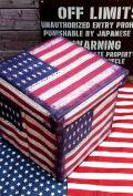 スツール 折りたたみスツール アメリカソファ アメリカ柄いす アメリカ雑貨 星条旗雑貨通販 サンブリッヂ