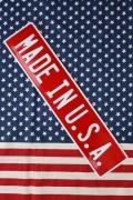 メイドインアメリカ看板 MADEINUSA看板 ストリート看板 アメリカ標識 アメリカ雑貨屋 サンブリッヂ  アメリカ雑貨通販