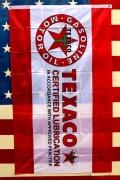 テキサコフラッグ テキサコタペストリー テキサコ旗 アメリカンフラッグ サンブリッヂ アメリカン雑貨 通販