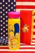 シンプソンズステンレスボトル シンプソン水筒 アメキャラ水筒 アメリカ雑貨屋 サンブリッヂ アメリカ雑貨通販