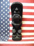 TIKI ティキ 神 ハワイ HAWAII ハワイ アメリカ 雑貨 SUNBRIDGE サンブリッヂ 像 スタチュー 置物 さんぶり