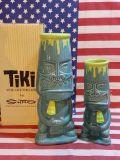 シャグティキ タンブラー 花瓶 グリーン SHAGデザイン BOX付き アメリカ雑貨屋 サンブリッヂ