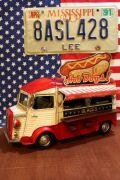 ホットドッグカー ブリキカー ホットドッグケータリングカー アメ車 アメリカ雑貨屋 サンブリッヂ 看板通販