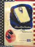 50年代 ブリキ看板 看板 アメリカ雑貨 ガレージ看板 サンブリッヂ ヘルスメーター 体重計 スケール 岩手 雑貨 通販
