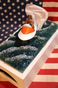 マリンバイクティッシュケース ジェットスキーティッシュケース 面白ティッシュケース アメリカ雑貨屋 サンブリッヂ 岩手雑貨 通販