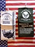 ROUTE66 USエアフォース トイレットペーパーカバー USAF ROUTE66 アメリカ雑貨屋 SUNBRIDGE