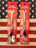 ツールスプーン 工具スプーン ツールフォーク 工具フォーク スパナフォーク スパナスプーン アメリカ雑貨通販