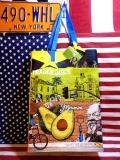 トレーダージョーズ TRADER JOE'Sエコバッグ アメリカスーパーエコバッグ アメリカエコバッグ アメリカ雑貨屋 サンブリッヂ